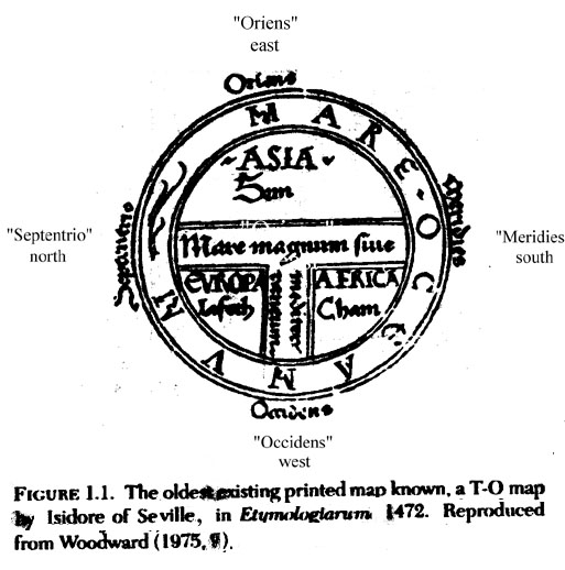 Mapmaking and its History on