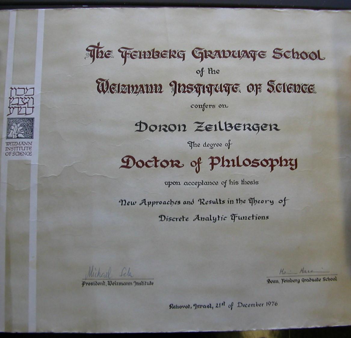 Anat lechner dissertation rutgers